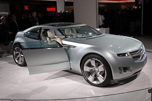 Elektrikli Araba - Chevy Volt Nasıl Çalışır?