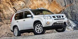 Nissan X-Trail yüz gerdirdi