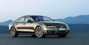 Audi'den üçüncü Sportback vakası