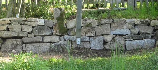 kleiner halbrunder sitzplatz am hang - seite 1, Garten und erstellen