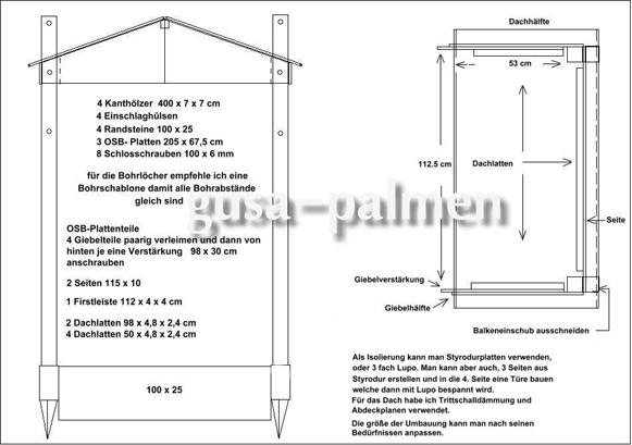 palmen und co winterschutz. Black Bedroom Furniture Sets. Home Design Ideas