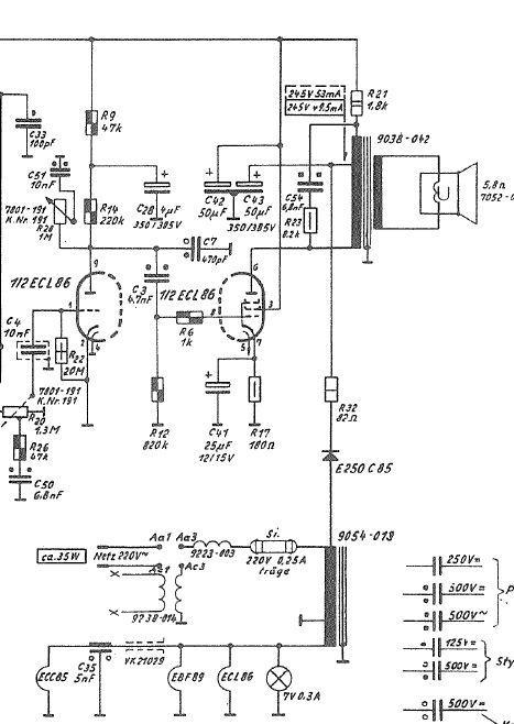 Grundig 87 a brummt nur noch sehr laut, Hifi-Klassiker - HIFI-FORUM