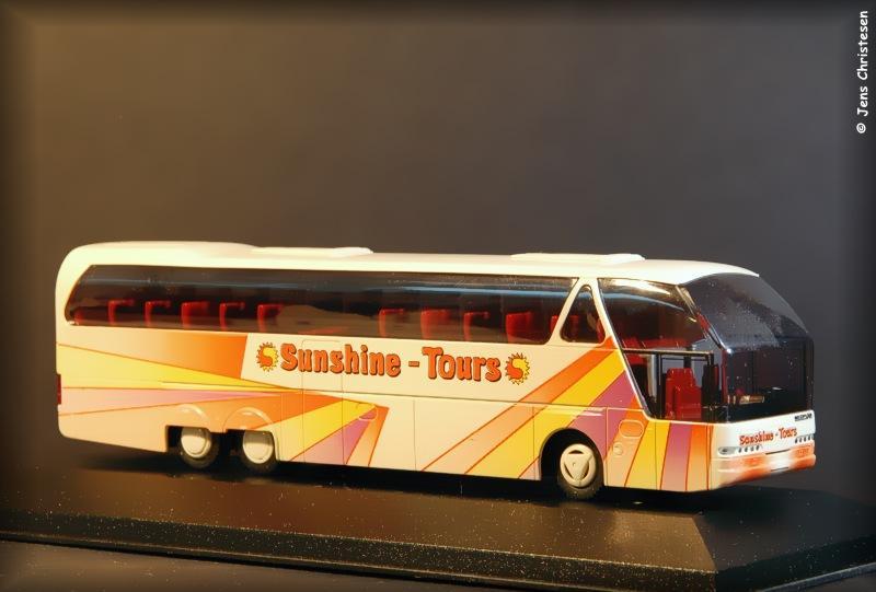 Sunhshine Tours Modell