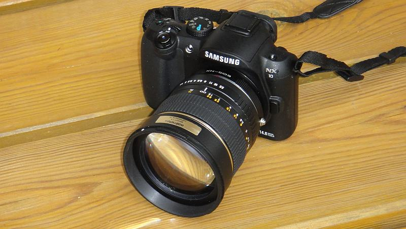NX10 [Archive] - The GetDPI Photography Forums