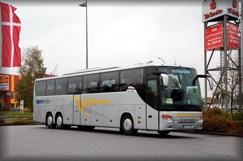Hallgrens Buss& Taxi AB, Ulricehamn