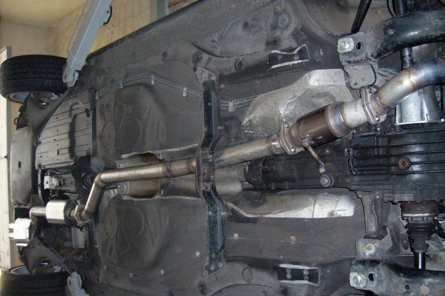 Audi S6 Abgasanlage Einflutig Oder Zweiflutig