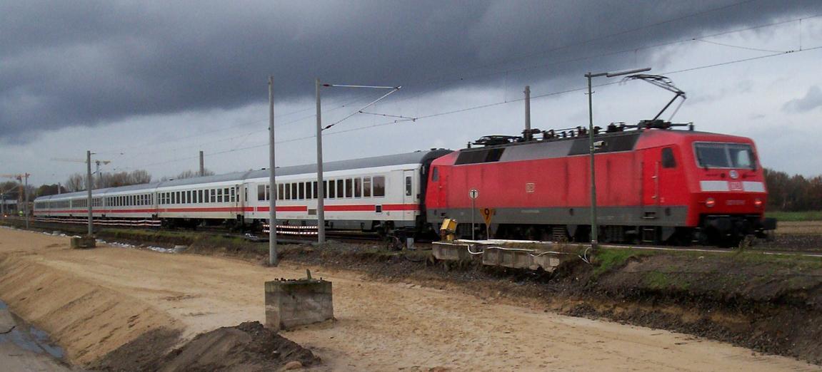 Bahnbilder E Lok 120 Trainzdepot