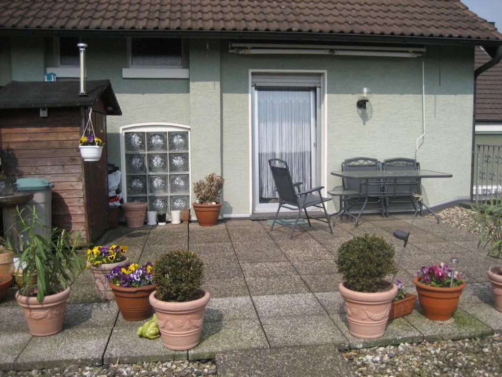 Neue Wohnung - Kahle Terrasse :( - Seite 2 - Gartengestaltung ...
