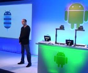 Ve karşınızda Android 3.0!