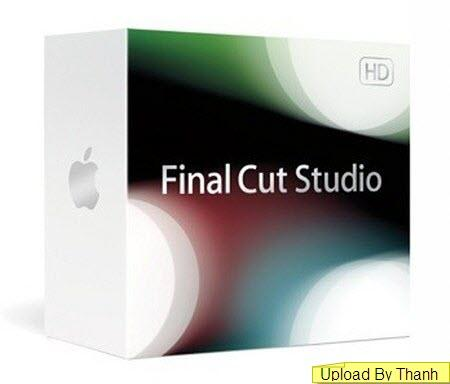 Final Cut Pro v7.0.3 for MAC OSX 2010