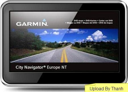 GARMIN City Navigator Europe 2011.40 NT (UNLOCKED IMG ONLY)