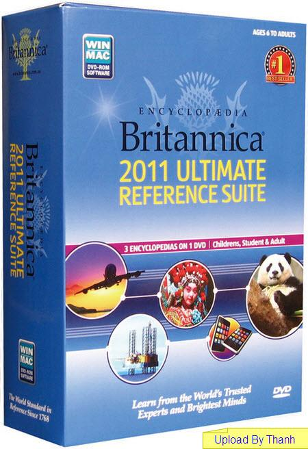 Encyclopaedia Britannica 2011 Ultimate Reference DVD (Mac/Win Hybrid ISO)