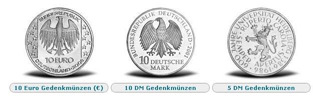 5 Dm Und 10 Dm Münzen Behalten Seite 7 Silberde Forum