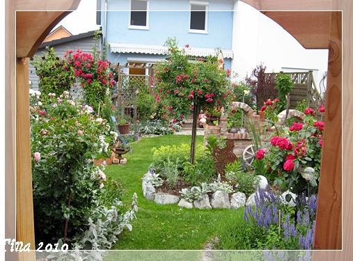 Garten vorher und nachher. Wer macht mit und stellt Fotos ein ...