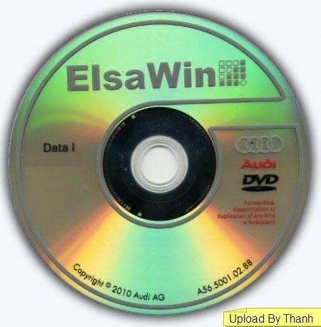 ElsaWin v3.81 (2010) Complete Pack (AU-SE-SK-VW)