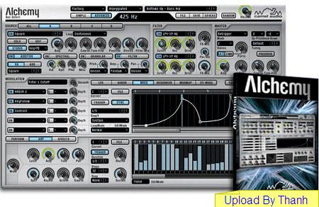 Camel Audio Alchemy v1.10.6 VSTi AU (MacOSX UB Include LiBRARiES)