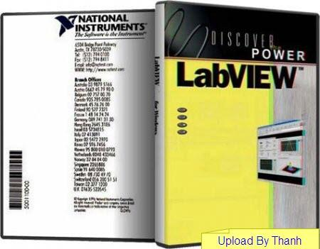 NI LabView 2011 PRO (MacOSX)