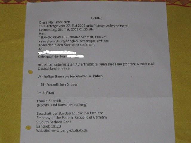 Visum Für Deutschland Einladung – thegirlsroom.co