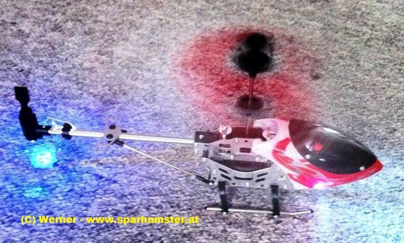 Hubschrauber China