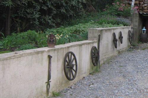 Terrasse Mauer Streichen Bepflanzen Hilfe Mein Schoner