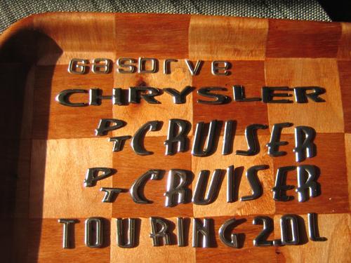 european pt cruiser forum druckvorschau chromteile und. Black Bedroom Furniture Sets. Home Design Ideas