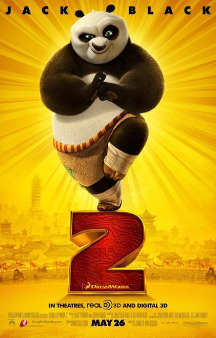 Kung Fu Panda 2 İzle