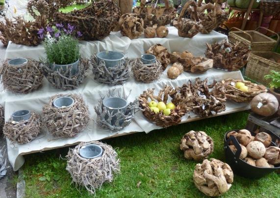 deko aus naturmaterialien – msglocal, Hause und garten