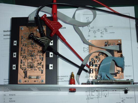 Elektronische Last - Roboternetz-Forum