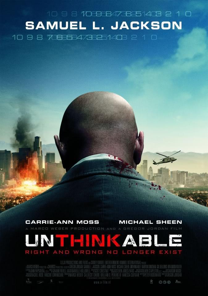 Unthinkable – Düşünülemez Filmi İzle