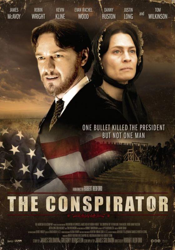 The Conspirator – Suikast İzle