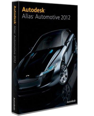 Autodesk Alias Automotive v2012 MacOSX 64Bit ISO