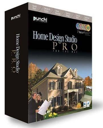 Punch Home Design Studio Pro 12 (Mac OSX)