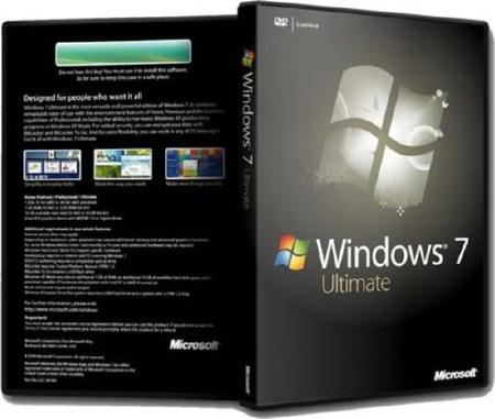 Windows 7 Ultimate Sp1 x86/x64 Activate + Office PRo 2010 - Actived Forever