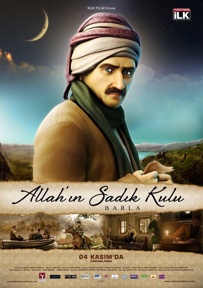 Allah'ın Sadık Kulu-BEDİÜZZAMAN Afiş Çalışmaları