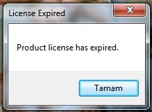 Illustrator CS3 de license has expired! hatası çözümü