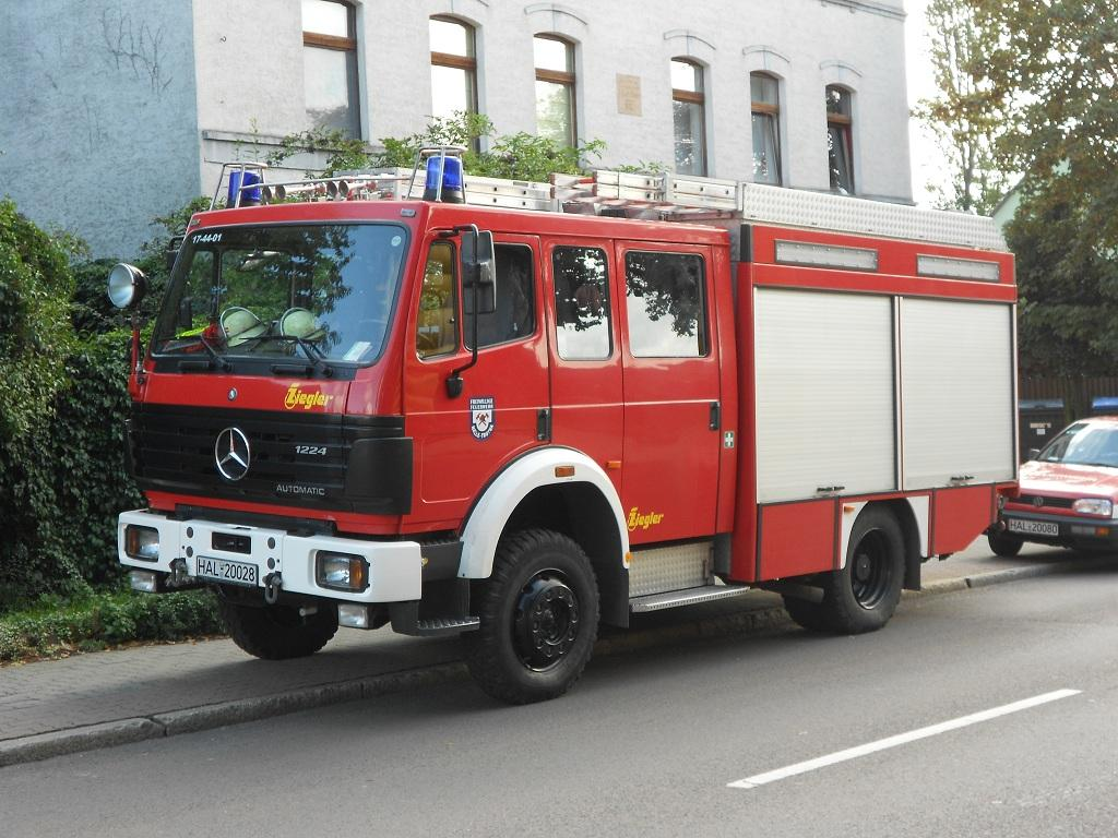 AWM VW T4 KR ELW Feuerwehr Stromberg