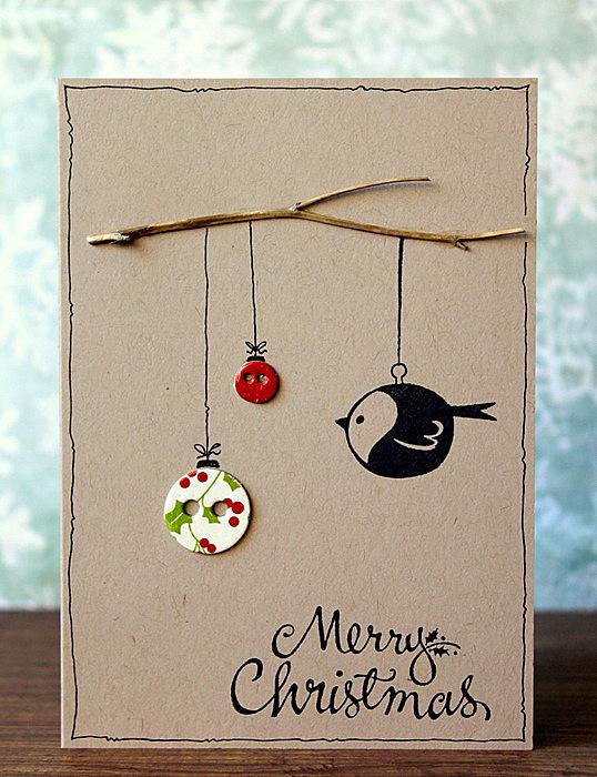 scrapperia: Weihnachtskarten, anyone?