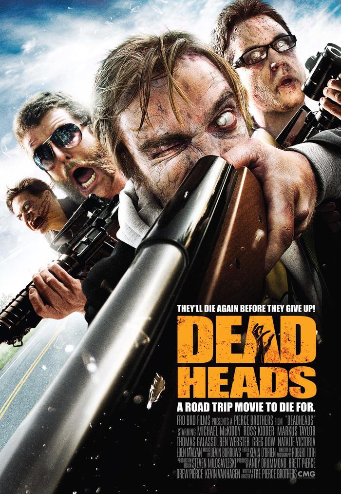 Deadheads Filmi İzle