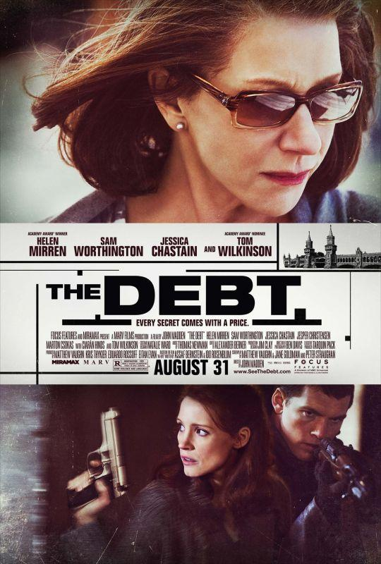 Sır – The Debt Filmi İzle