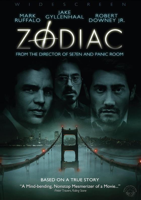 Zodiac Filmi İzle