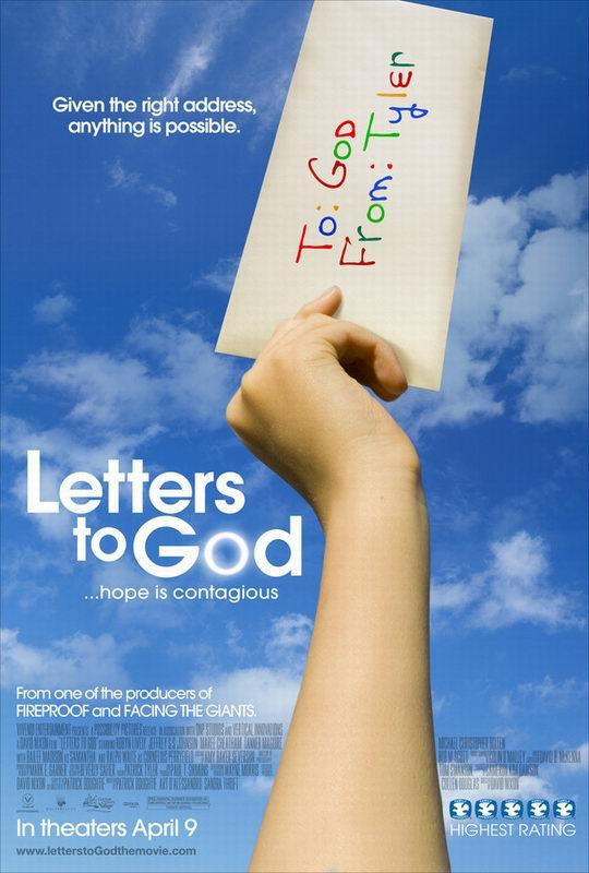 Letters to God Filmi İzle