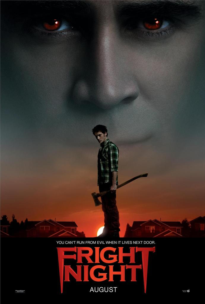 Korku Gecesi – Fright Night Filmi İzle