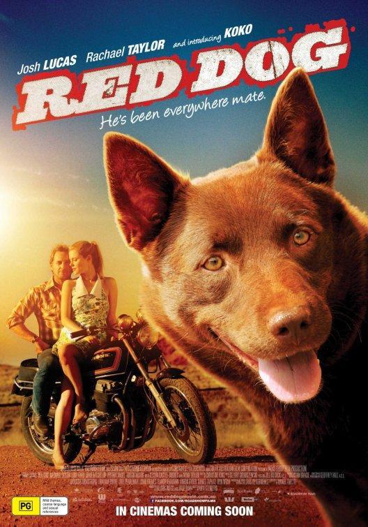 Red Dog – Kırmızı Köpek İzle
