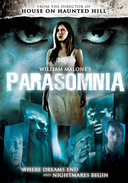 Parasomnia – Kabuslar İzle