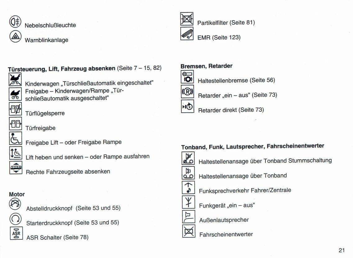 Atdb View Topic Scans From The German O 405 N Manual Dashboard