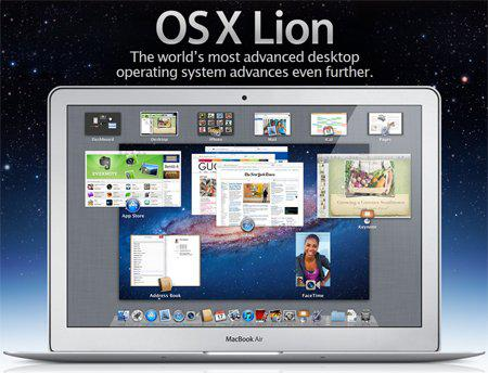 OSX 10.7 11A511 Lion 2012 (Mac OSX)