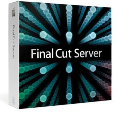 Apple Final Cut Server Unlimited v1.5 (Mac OSX)