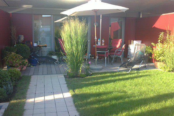 Gartengestaltungsideen Reihenhaus Malerei : Gestaltung minigarten mein schöner garten forum