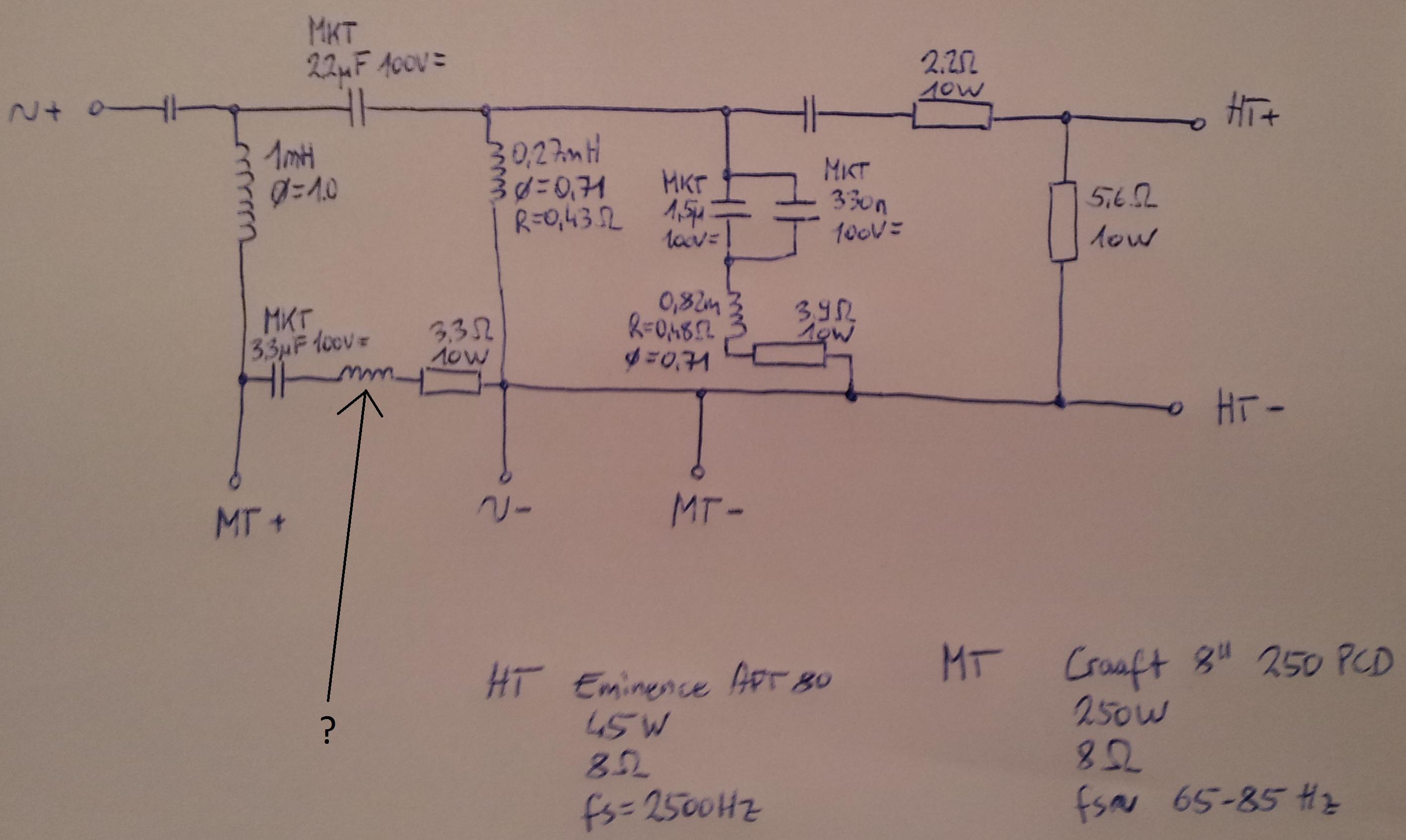 Frequenzweiche - Ersatzteile und Reparatur Suche
