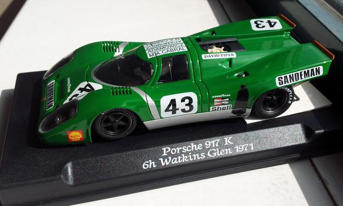 Porsche 917 K Museum